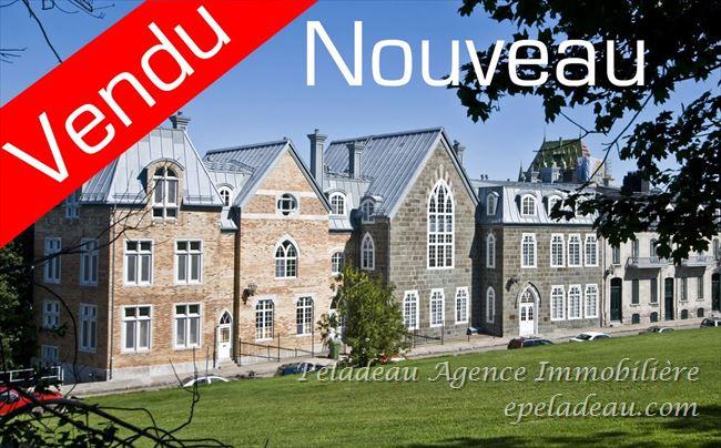 Maisons et condos r sidentiels vendre dans le secteur for Agence immobiliere quebec